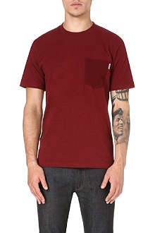CARHARTT Patch pocket t-shirt