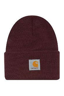 CARHARTT Knitted watch beanie hat