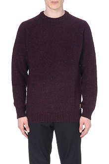 CARHARTT Anglistic knitted jumper