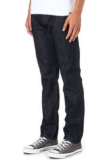 CARHARTT Slim-fit tapered jeans