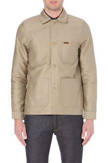 CARHARTT Fynn cotton-twill shirt jacket