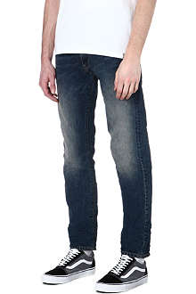 CARHARTT Vicious slim-fit tapered jeans
