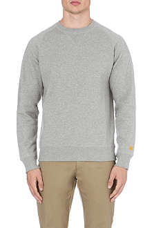 CARHARTT Fleece-lined sweatshirt