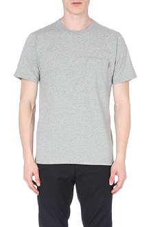 CARHARTT Renton leopard-back t-shirt