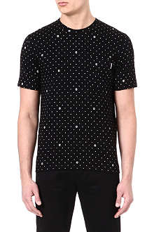 CARHARTT Manor polka dot t-shirt