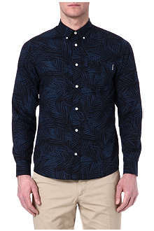 CARHARTT Cayman palm tree-print shirt