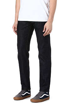 CARHARTT Klondike II regular-fit tapered jeans
