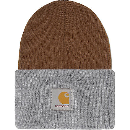 CARHARTT Watch hat (Brown/grey