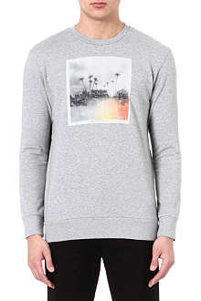 CARHARTT Palm sweatshirt
