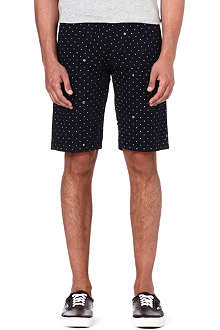 CARHARTT Johnson printed shorts