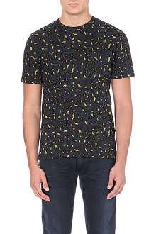 CARHARTT Leopard print t-shirt