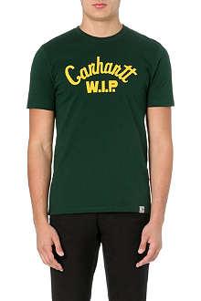 CARHARTT Script logo t-shirt