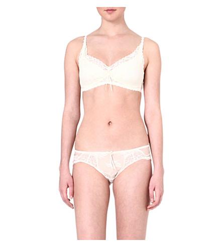 ELLE MACPHERSON INTIMATES La Mere maternity bra (Pearl