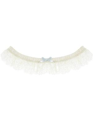 HEIDI KLUM INTIMATES Valerie silk lace garter