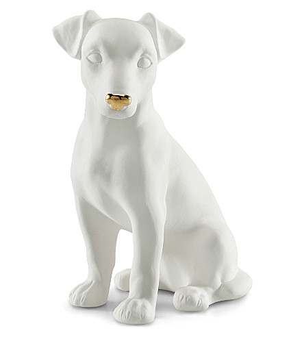 AVERY CERAMIC Ceramic Fox Terrier 32cm