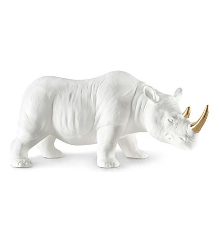 AVERY CERAMIC Ceramic rhino 14 cm