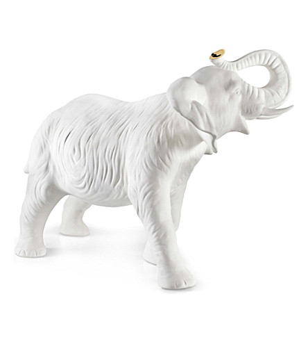 AVERY CERAMIC Ceramic elephant 34cm