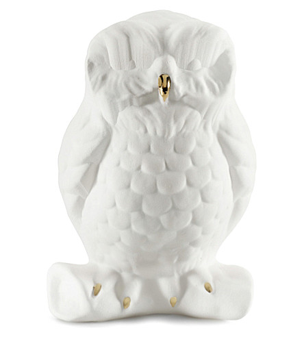 AVERY CERAMIC 陶瓷猫头鹰14厘米