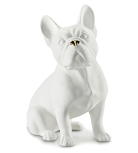 AVERY CERAMIC Ceramic Bulldog 34cm