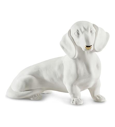 AVERY CERAMIC Ceramic dachshund 15cm