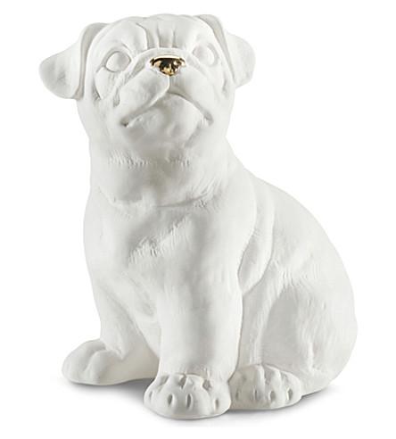 AVERY CERAMIC 陶瓷哈巴狗狗14厘米