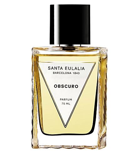 SANTA EULALIA Obscuro eau de parfum 75ml