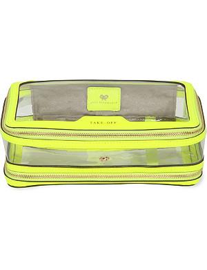 ANYA HINDMARCH Double zip travel bag