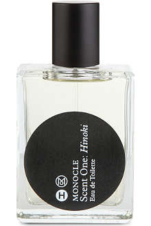 MONOCLE Scent One: Hinoki eau de toilette 50ml