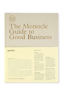 MONOCLE The Monocle Guide to Good Business book
