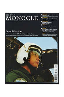 MONOCLE Signed Issue 1, Volume 1 magazine