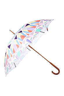DAVID DAVID Walking stick double-canopy umbrella 1