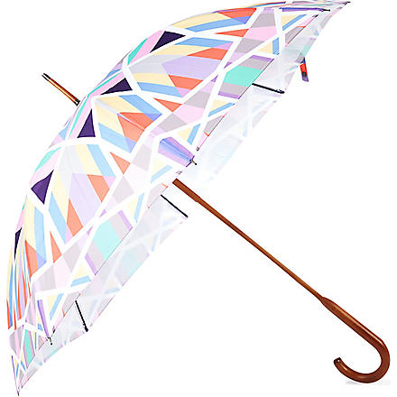 DAVID DAVID Walking stick double-canopy umbrella 1 (1