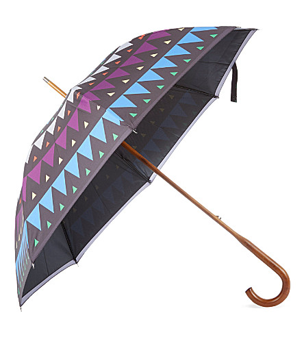 DAVID DAVID Walking stick double-canopy umbrella 2 (2