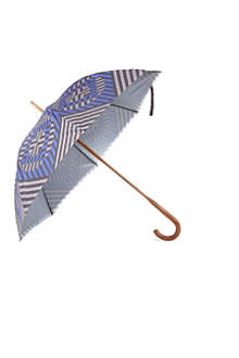 DAVID DAVID Walking stick double-canopy umbrella 3