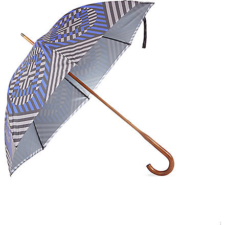 DAVID DAVID Walking stick double-canopy umbrella 3 (3