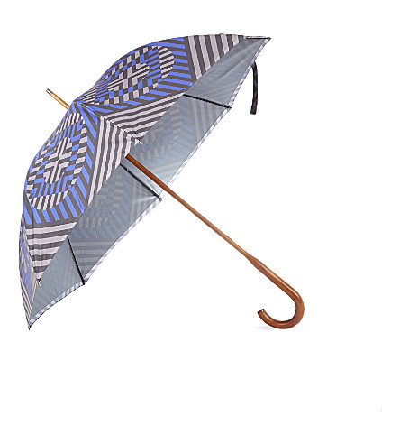 DAVID DAVID Walking stick double-canopy umbrella 3 (3