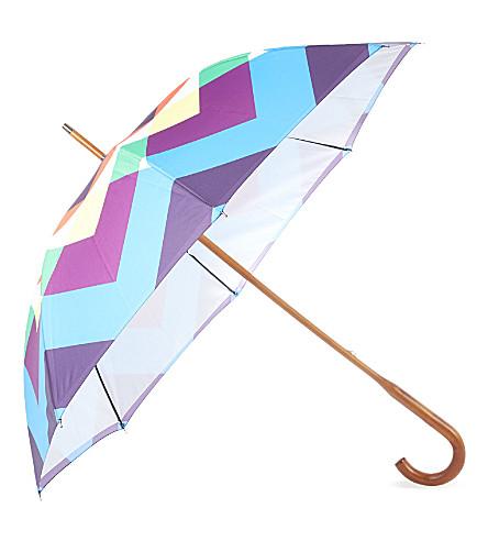 DAVID DAVID Walking stick double-canopy umbrella 5 (5