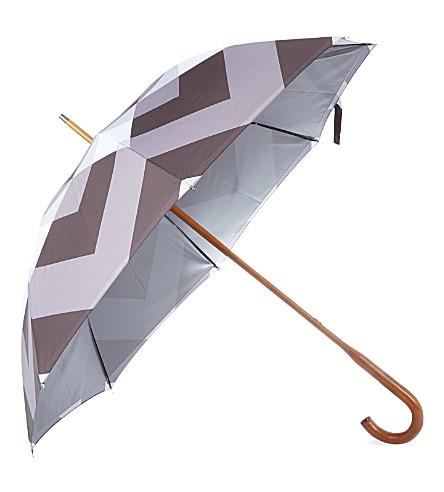 DAVID DAVID Walking stick double-canopy umbrella 6 (6