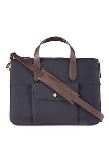 MISMO Nylon briefcase