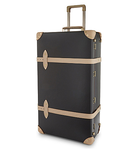 "GLOBE-TROTTER Safari 30"" trolley case (Safari+-+brown"