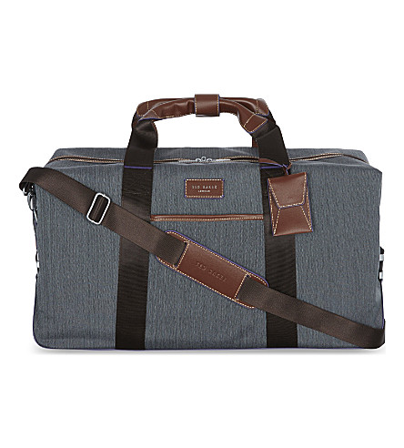TED BAKER Clipper holdall (Gry
