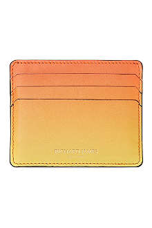 RICHARD JAMES Ombre card holder