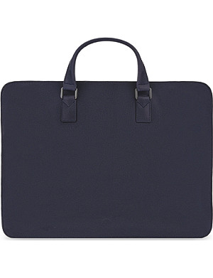 MULBERRY Farringdon zip-around briefcase