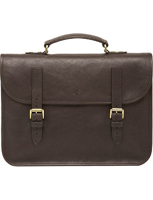 MULBERRY Elkington briefcase