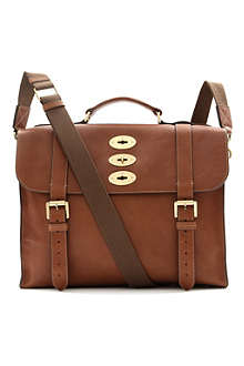 MULBERRY Ted natural leather bag