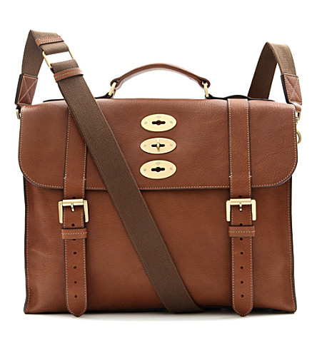 MULBERRY Ted cross-body bag (Oak