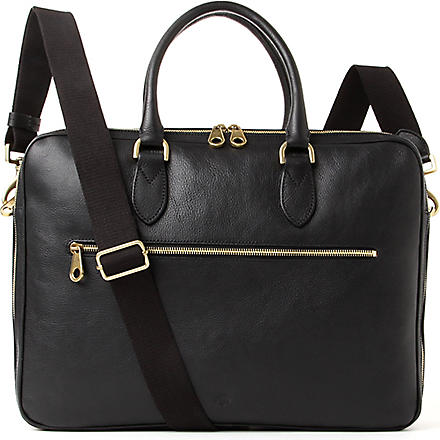 MULBERRY Heathcliffe briefcase (Black