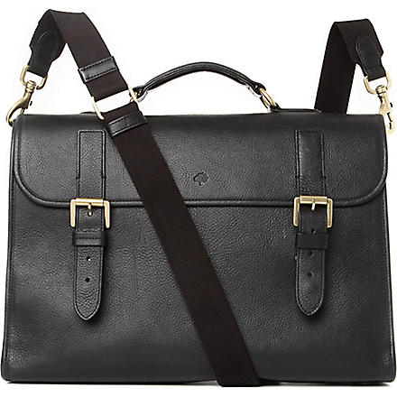 MULBERRY Walter briefcase (Black