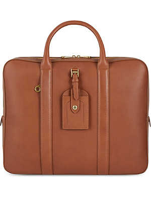 MULBERRY Matthew leather document case
