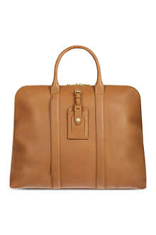 MULBERRY Matthew leather holdall